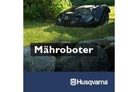 Husqvarna Automower - Mähroboter - Rasenroboter