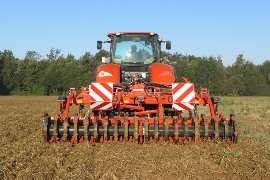 Bodenbearbeitungsgeräte von Kubota