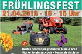 2. Frühlingsfest bei Wallentin & Partner GmbH - 21.04.18