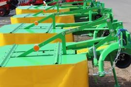Mähwerke für Kleintraktoren von 1,35 m bis 1,85 m