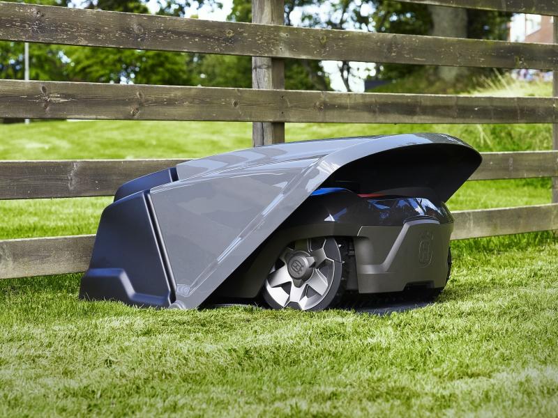 Automower neues schleifensignal