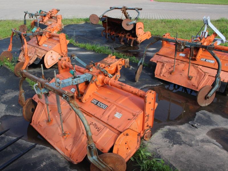 Gebrauchte Bodenfrasen Fur Kleintraktoren Wallentin Partner