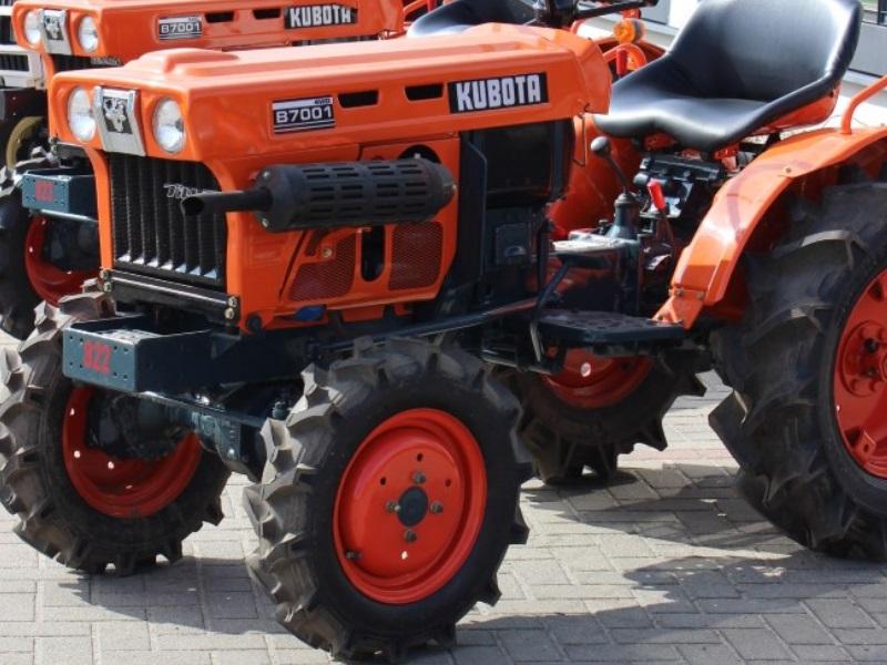 Kleintraktor Gebraucht Kubota Iseki
