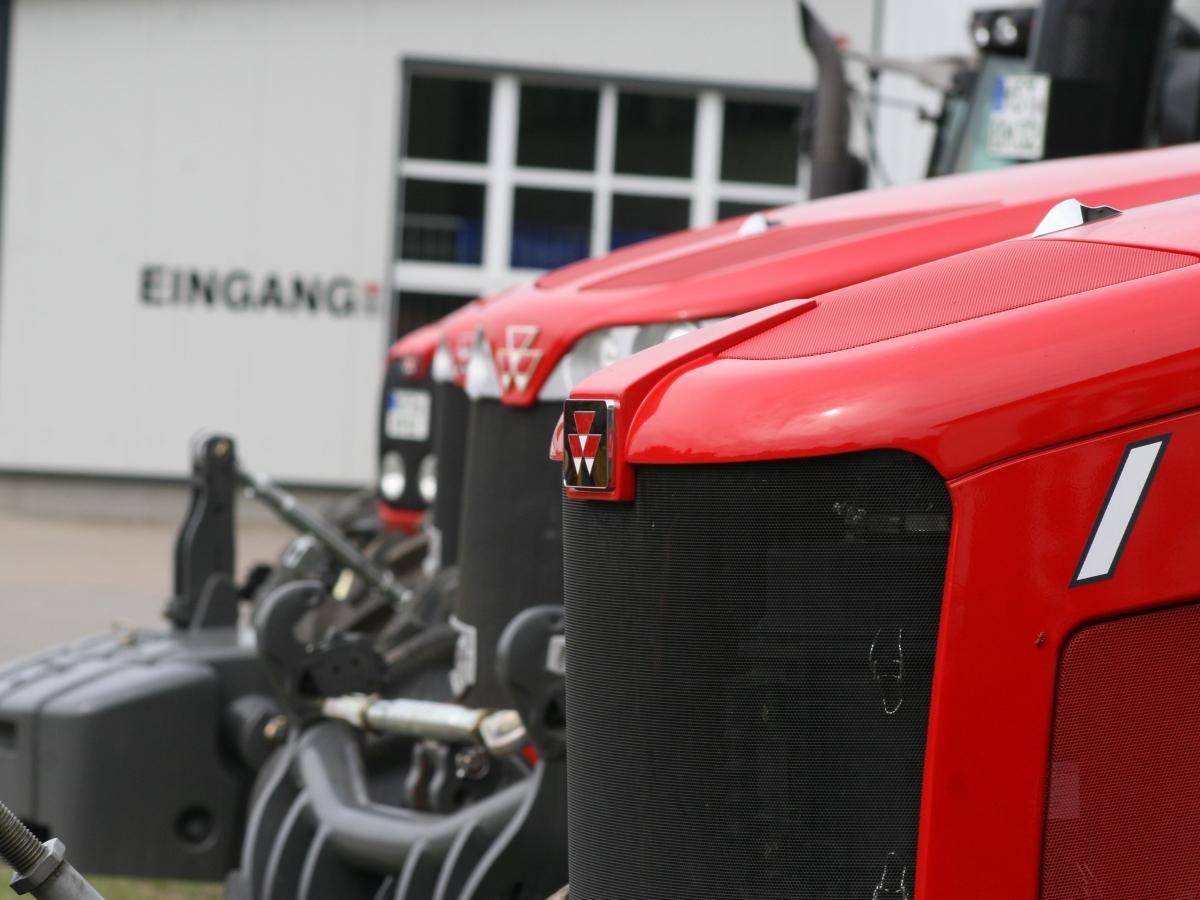 MF-Traktoren